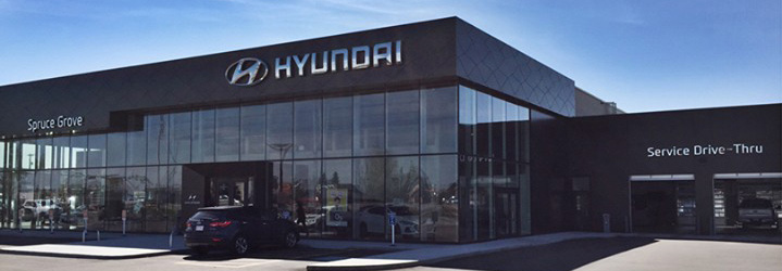 Spruce Grove Hyundai Spruce Grove Hyundai Car Dealership
