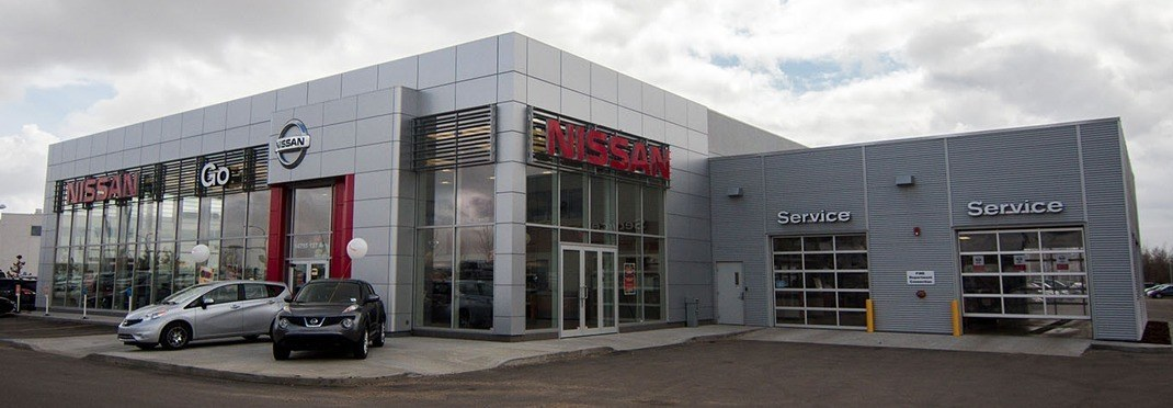 Go Nissan North Edmonton Nissan Car Dealership Go Auto