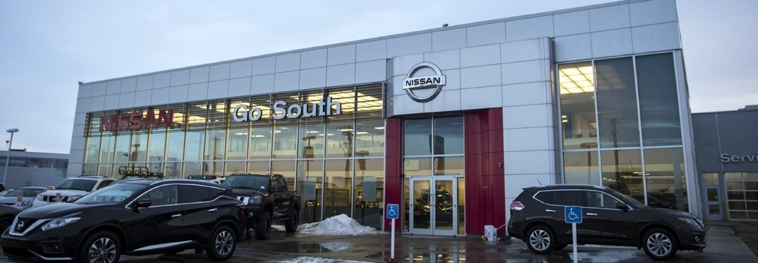 Go Nissan South Edmonton Nissan Car Dealership Go Auto