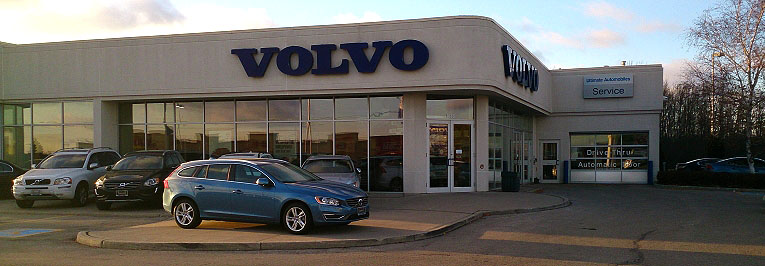 Volvo Cars London